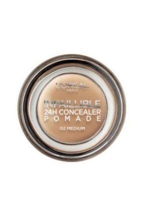 L'Oreal Paris Paris Infaillible 24h Concealer Pomade Kapatıcı 02 Medium 1