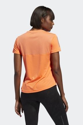 adidas Kadın T-shirt - Own The Run Tee - DZ2264 2