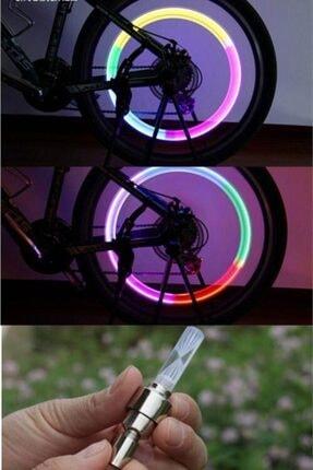 Adel Hareket Sensörlü Işıklı Sibop Lambası Jant Işığı 2
