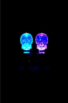 Adel Hareket Sensörlü Işıklı Sibop Lambası Jant Işığı 3