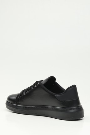 Ayakkabı Modası Kadın Siyah Spor Ayakkabı 2