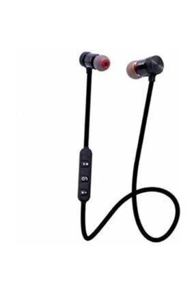 Sports Siyah Sound Stereo Bluetooth Kulaklık Mt789654 0
