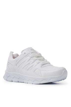 Slazenger Kronos Koşu & Yürüyüş Kadın Ayakkabı Beyaz 1