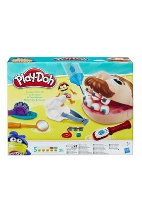 Play Doh Play-doh Dişci Seti Sarı 0