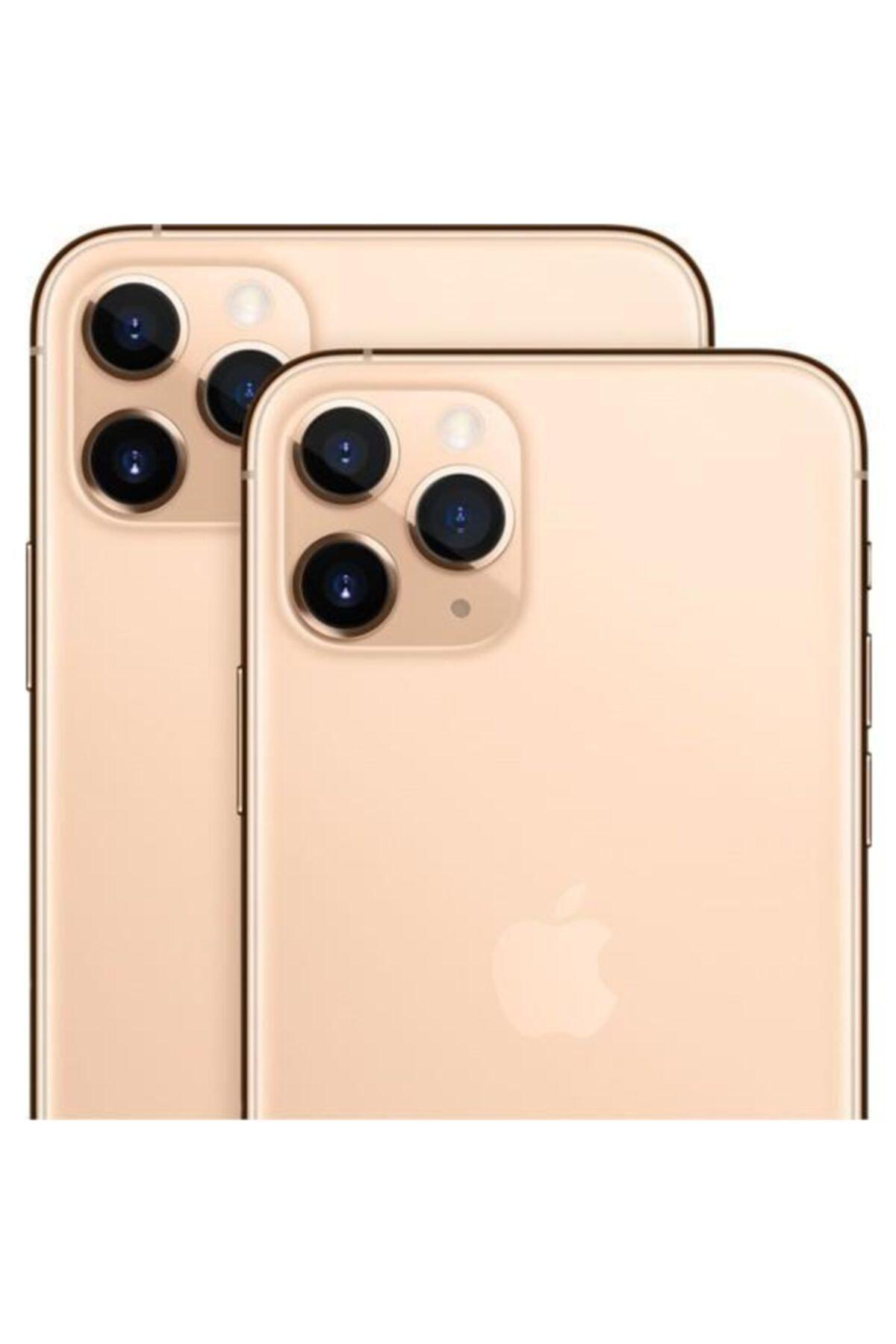 Apple iPhone 11 Pro 64GB Altın Cep Telefonu (Apple Türkiye Garantili) Aksesuarlı Kutu