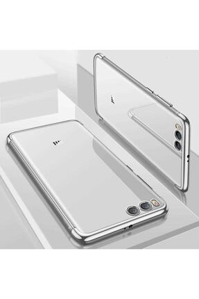 Dijimedia Xiaomi Mi 6 Dört Köşeli Lazer Silikon Kılıf 0