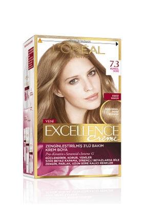 L'Oreal Paris Excellence Creme Saç Boyası 7.3 Kumral Dore 0