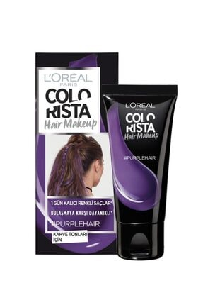 L'Oreal Paris Paris Colorista Hair Makeup Purple 0