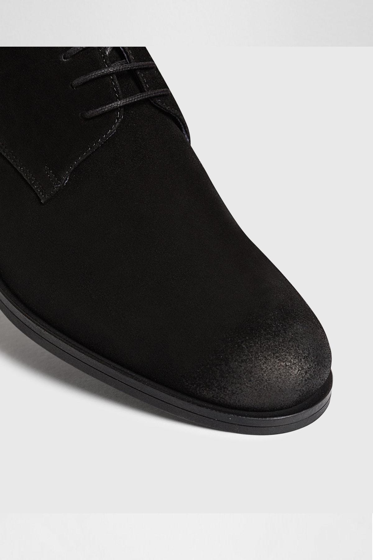 Aldo Erkek Siyah Oxford Ayakkabı