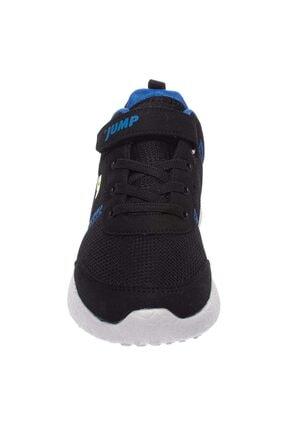Jump Erkek Çocuk Siyah Spor Ayakkabı 1