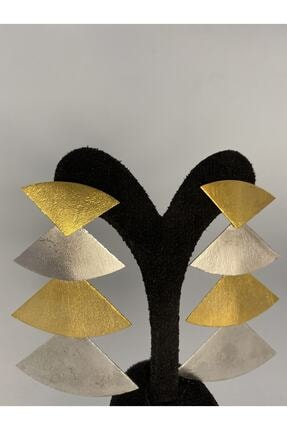 Shine Shield Jewellery Yelpaze Küpe 1