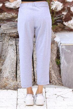 Geyik Giyim Pantolon Eşofman Altı Gri - 3022.275. 3