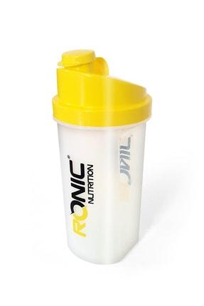 Ronic Nutrition Whey Ultimate Protein Tozu 4000 gr Çilek Aromalı Shaker ve 2 Adet Tek Kullanımlık Whey Protein 1