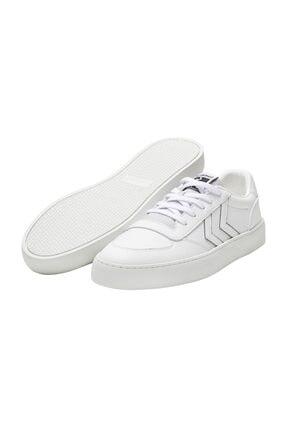 HUMMEL Stadıl 3.0 Premıum Unisex Beyaz Spor Ayakkabı 4