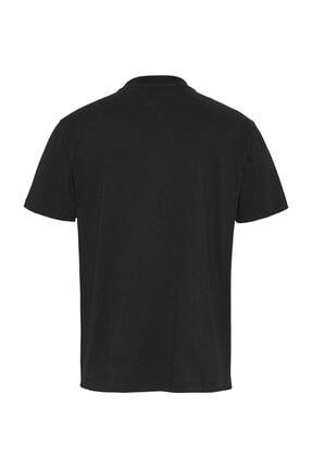 Tommy Hilfiger Erkek Gold Embroidery Logo T-Shirt DM0DM07848 1