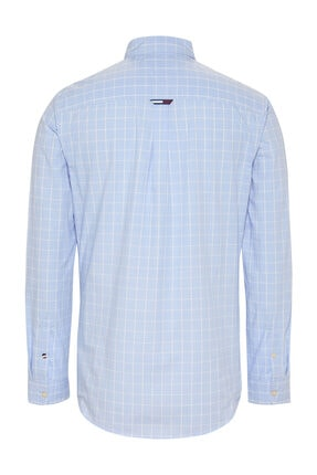Tommy Hilfiger TJM WINDOWPANE SHIRT 1