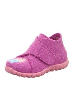 Kışlık Kız Bebek Ev Ayakkabısı resmi