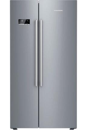 Grundig GSND 6383 S A++ Gardırop Tipi No Frost Buzdolabı 0