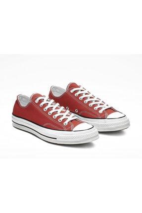 Converse Unisex Kırmızı Sneaker Ayakkabı 0