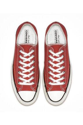 Converse Unisex Kırmızı Sneaker Ayakkabı 1