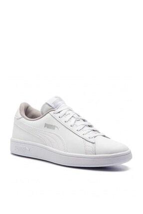 Puma Smash V2 L Jr Kadın Günlük Spor Ayakkabı 365170 02 0