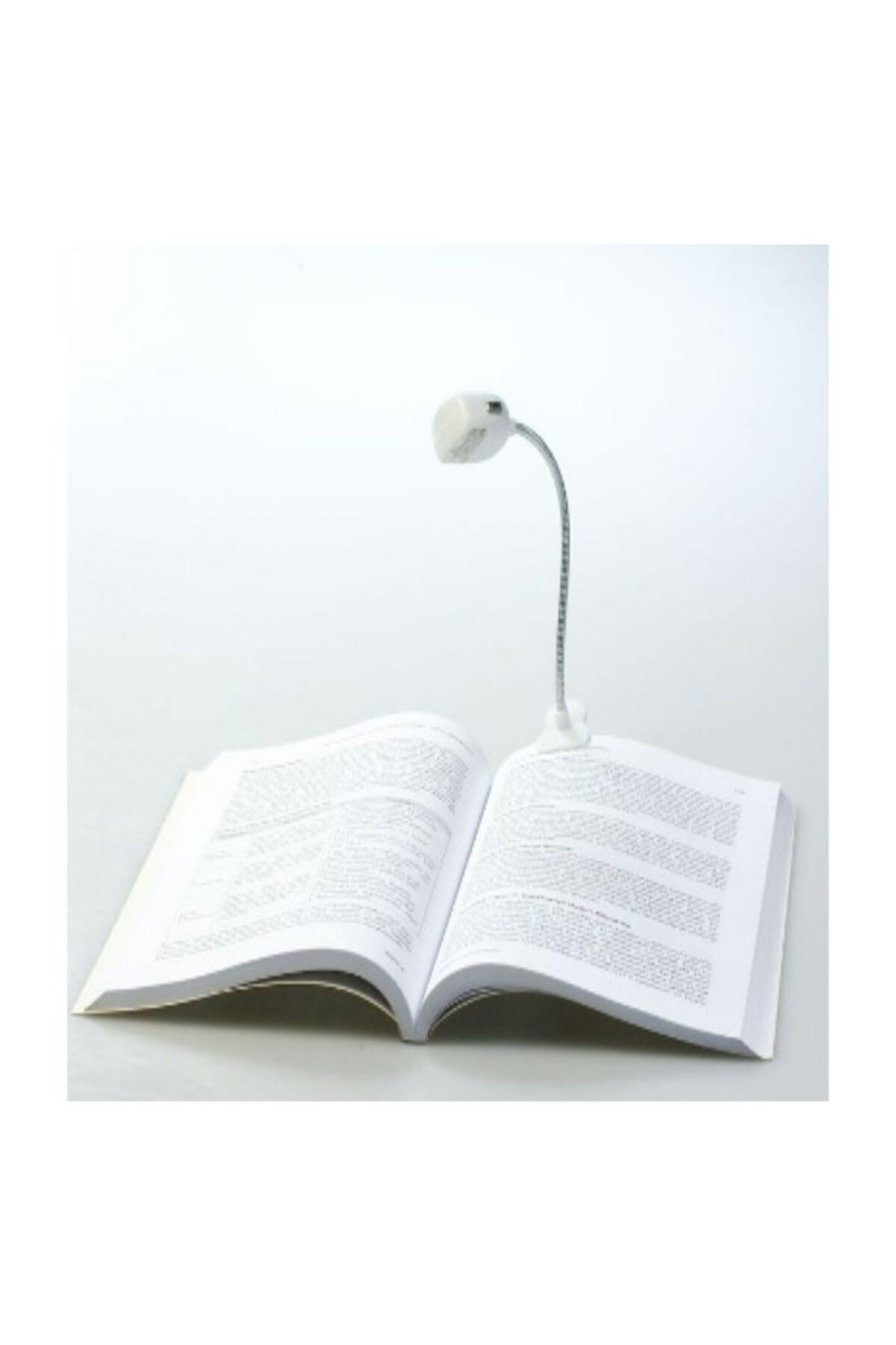 Tina 2 Adet Mandallı Pilli Ledli Gece Yatakta Kitap Okuma Ve Aydınlatma Lambası Işığı Fiyatı Yorumları Trendyol