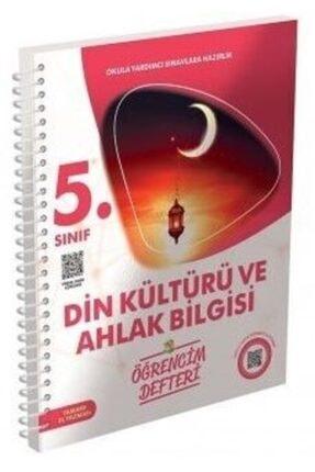 kitapzum Murat Yayınları 5. Sınıf Din Kültürü Ve Ahlak Bilgisi Öğrencim Defteri Murat Eğitim Yayınları 0