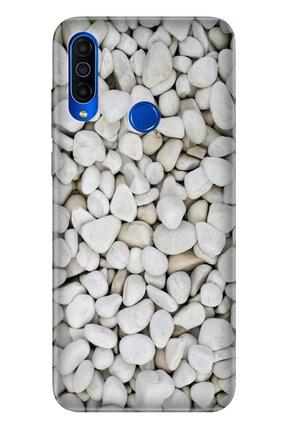 cupcase Meizu M10 Desenli Silikon Esnek Telefon Kılıfı - Geo Taş 0