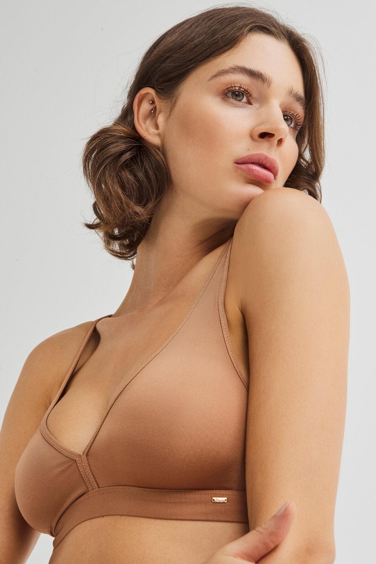 Penti Açık Kahverengi Bliss Nude Sütyen 2