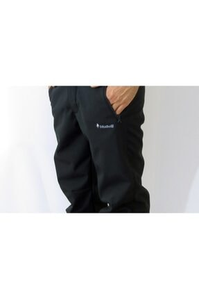 Mudwill Erkek Siyah Outdoor Softshell Pantolon  202223 3