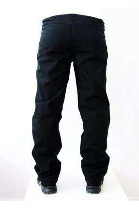 Mudwill Erkek Siyah Outdoor Softshell Pantolon  202223 4