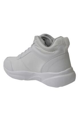 MP Kadın Gri Yüksek Bilekli Spor Ayakkabı 1