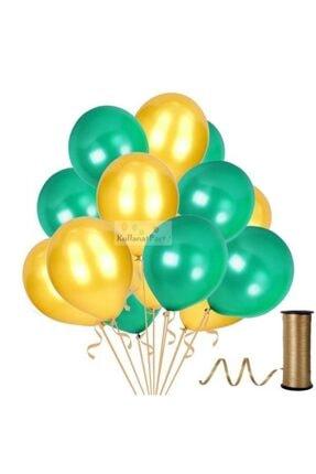 KullanAtParty Metalik Sedefli Parti Balonları Beyaz Pembe Karışık-100 Adet 1