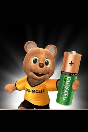Duracell Rechargeable AA 1300 MH 4'lü 1