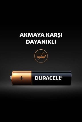 Duracell Pil Aaa İnce Kalem 12Li (9+3) 4