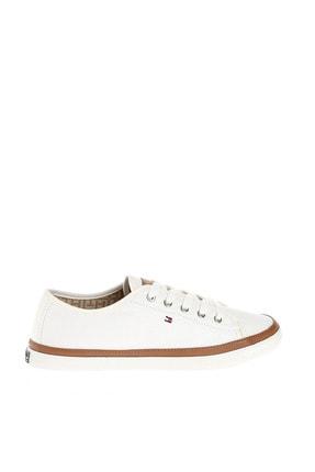 Tommy Hilfiger Kadın Beyaz Sneaker Iconıc Kesha Sneaker FW0FW02823 1