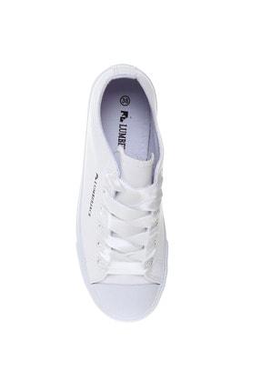 Lumberjack Kadın Beyaz Spor Ayakkabı 3