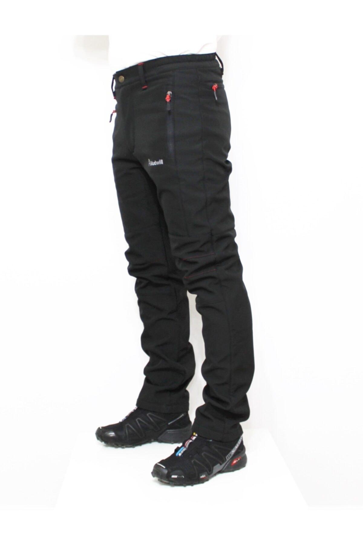 Outdoor Kışlık Softshell Erkek Pantolon