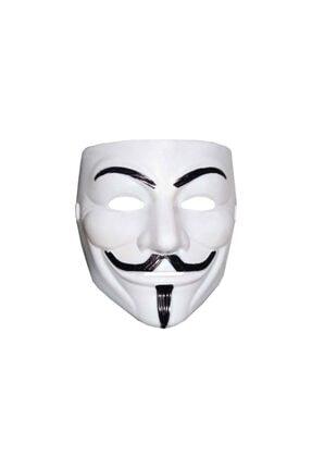 Nostaljik Lezzetler Parti Maskesi - V For Vendetta 0