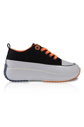 Kadın Tiger Siyah Spor Ayakkabı c5-227-00