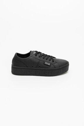 Versace Erkek Siyah Linea Fondo Brick Dis. Sneakers 2
