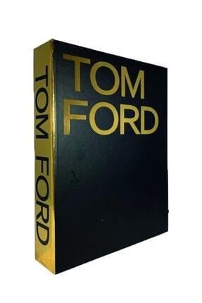 LYN HOME & DECOR Tom Ford Siyah Gold Varaklı 0