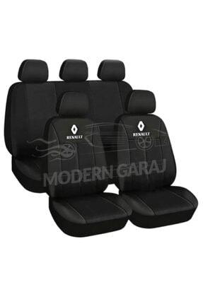 Modern Garaj Renault Koltuk Kılıfı Renault Oto Koltuk Kılıfı Renault Spor Kılıfı 0