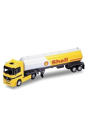 WELLY 1:32 Mercedes Actros Shell Tanker 0