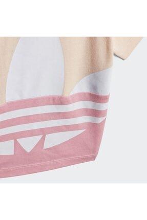adidas Large Trefoil Çocuk  T Shirt 3