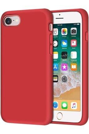 Teknoçeri Iphone 6 Plus / 6s Plus Içi Kadife Lansman Silikon Kılıf 2