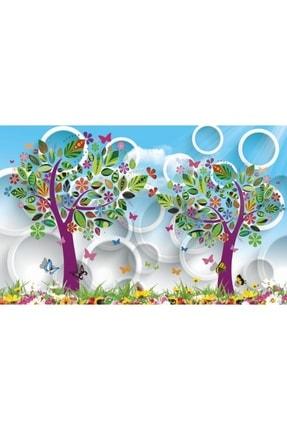 OrhunStore 3d Çocuk Odası Duvar Kağıdı Posteri Tek Parça (3 Boyutlu) 0