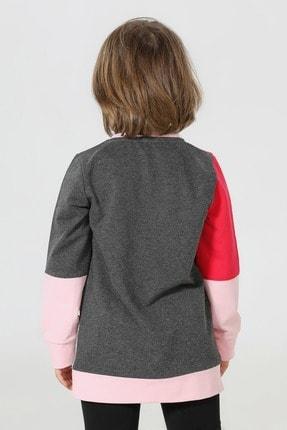 ZENOKIDO Kalpler Kız Sweatshirt 1