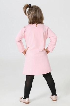 ZENOKIDO Kedim Pembe Elbise 1