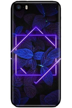 Turkiyecepaksesuar Apple Iphone 5s Kılıf Silikon Baskılı Desenli Arka Kapak 0